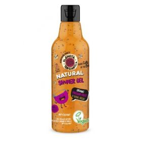 Skin Super Good «Antioxidant», Φυσικό Αφρόλουτρο «Αντιοξειδωτικό», Passion fruit και Σπόρους Βασιλικού, 250 ml - Natura Siberica