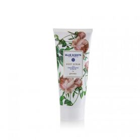 Blue Scents Body Scrub Peony 200ml-pharmacystories-pharmacy-blue scents