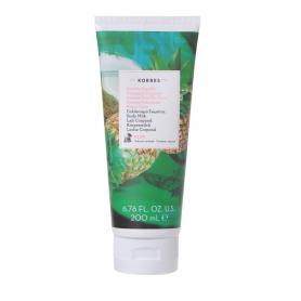 Korres Body Milk Pineapple Coconut Ενυδατικό Γαλάκτωμα Σώματος Ανανάς Καρύδα 200ml-pharmacystories-pharmacy-korres