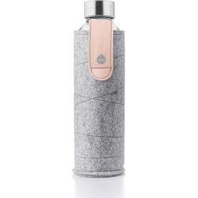 Γυάλινο Μπουκάλι νερού Equa Mismatch Collection 750ml Pink Breeze - Equa