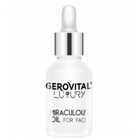 Gerovital Luxury Miraculous Λάδι Προσώπου 15ml - Gerovital