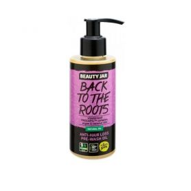 "Beauty Jar ""BACK TO THE ROOTS"" Έλαιο κατά της τριχόπτωσης 150ml"