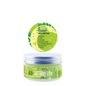 Aloe+ Colors Apple Martini Sorbet Scrub για το πρόσωπο 100ml - Aloe + Colors