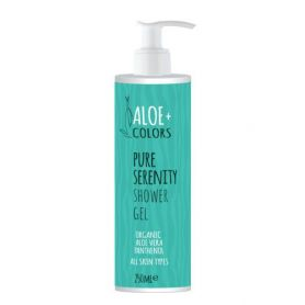 Aloe+ Colors Pure Serenity Shower Gel 250ml - Aloe + Colors