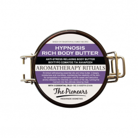 The Pionears Aromatherapy Rituals Hypnosis Χαλαρωτικό Βούτυρο Σώματος Κατά του Στρες 200ml - The Pionears