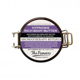 The Pionears Aromatherapy Rituals Hypnosis Χαλαρωτικό Βούτυρο Σώματος Κατά του Στρες 200ml