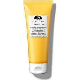 Origins Drink Up 10 Minute Hydrating Mask - Ενυδατική Μάσκα 10 Λεπτών με Βερίκοκο, 75ml - Origins Skin Care