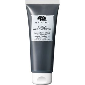 Origins Clear Improvement Active Charcoal Mask to Clear Pores Μάσκα Ενεργού Άνθρακα , 75ml-pharmacystories-pharmacy-origins