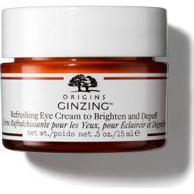Origins Ginzing Refreshing Eye Cream To Brighten & Depuff - Δροσιστική Κρέμα Ματιών Λάμψης & Αποσυμφόρησης, 15ml - Origins Sk...