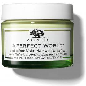 Origins A Perfect World Antioxidant Moisturizer with White Tea - Αντιοξειδωτική- Ενυδατική Κρέμα Προσώπου 50ml