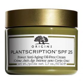 Origins Plantscription SPF25 Power Anti- Aging Oil Free Cream, Μη Λιπαρή Κρέμα Αντιγήρανσης - 50ml-pharmacystories-pharmacy