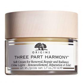 Origins Three Part Harmony Soft Cream  Θρεπτική Κρέμα Μεταξένιας Υφής για Ανανέωση & Λάμψη 50ml-pharmacystories