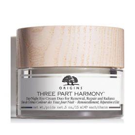 Origins Three Part Harmony Day/Night Eye Cream Duo For Renewal, Repair & Radiance Αντιγηραντική Κρέμα Gel Ματιών 15ml - Origi...
