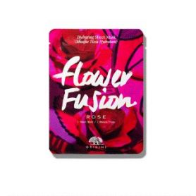 Origins Flower Fusion Rose Hydrating Sheet Mask Μάσκα Προσώπου για Πλούσια Ενυδάτωση 1 τμχ-pharmacystories