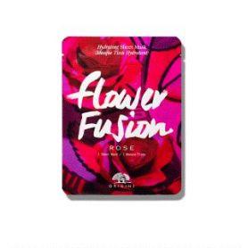 Origins Flower Fusion Rose Hydrating Sheet Mask Μάσκα Προσώπου για Πλούσια Ενυδάτωση 1 τμχ - Origins Skin Care