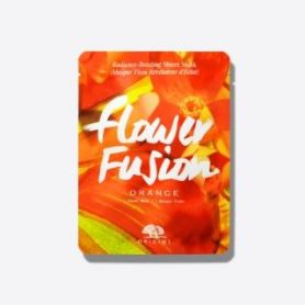 Origins Flower Fusion Orange Radiance, Boosting Sheet Mask-Μασκα Προσώπου για Άμεση Λάμψη, 1 τμχ-Pharmacystories