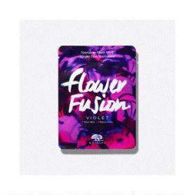 Origins Flower Fusion Violet Nourishing Sheet Mask - Μάσκα Προσώπου για Θρέψη, Απαλότητα & Ενυδάτωση, 1τμχ-pharmacystories