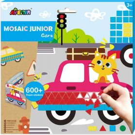 Avenir Arts&Crafts Mosaic Junior Cars-pharmacystories-pharmacy