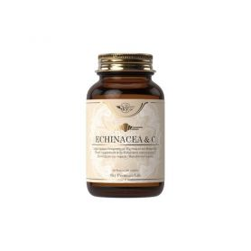 Sky Premium Life Echinacea 250 mg & Vitamin C 500 mg 60 tabs-pharmacystories-pharmacy