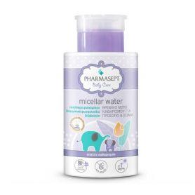 Pharmasept Baby Care Micellar Water Βρεφικό Νερό Καθαρισμού για Πρόσωπο & Σώμα 300ml - Pharmasept