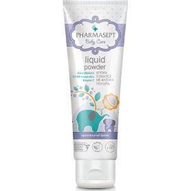 Pharmasept Baby Care Liquid Powder Κρέμα Σώματος με Φυσική Πούδρα 150ml - Pharmasept