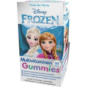 Skan Medical Disney Frozen Multivitamins 60 μασώμενες ταμπλέτες - Skan Medical