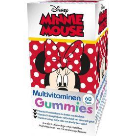Skan Medical Disney Minie Mouse Multivitamins 60 μασώμενες ταμπλέτες - Skan Medical