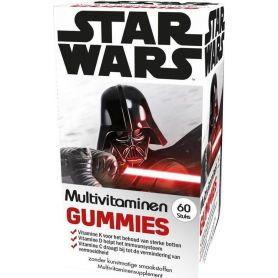 Skan Medical Star Wars Multivitamins 60 μασώμενες ταμπλέτες - Skan Medical
