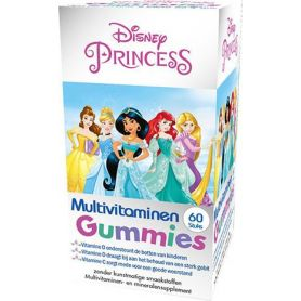 Skan Medical Disney Princess Multivitamin 60 gummies - Skan Medical