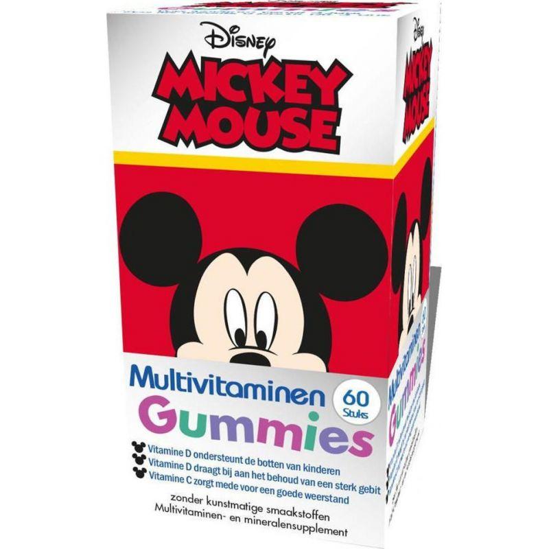 Skan Medical Disney Mickey Mouse Multivitamins 60 μασώμενες ταμπλέτες - Skan Medical