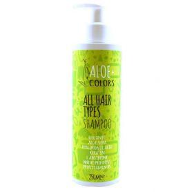 Aloe+ Colors Shampoo all hair types 250ml - Aloe + Colors