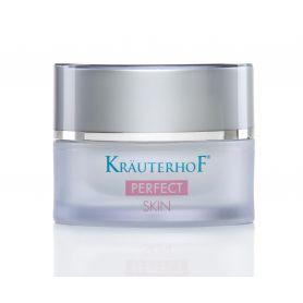 Krauterhof Perfect Skin Βάση Μακιγιάζ, Γεμίζει τις Λεπτές Γραμμές, Ρυτίδες και Ουλές Ακμής 30ml - Krauterhof