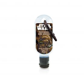 Mad Beauty Clip & Clean Star Wars Hand Sanitizer Chewbacca 30ml - Mad Beauty