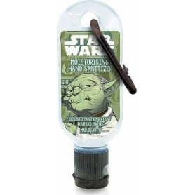 Mad Beauty Clip & Clean Star Wars Hand Sanitizer Yoda 30ml-pharmacystories-pharmacy