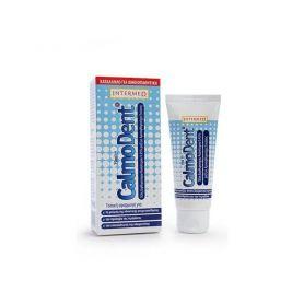 Intermed Calmodent Gel 75ml - Φθοριούχος Γέλη Κατά Της Οδοντικής Υπερευαισθησίας & Τερηδόνας - Intermed
