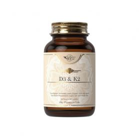 Sky Premium Life Vitamin D3 & Vitamin K2, Συμπλήρωμα Διατροφής χωρίς Ζάχαρη, Αλάτι και Άμυλο, 60tabs-pharmacystories-pharmacy