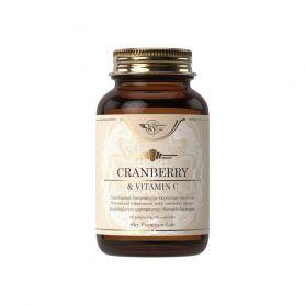 Sky Premium Life Cranberry & Vitamin C 60 veg.caps - Sky Premium Life