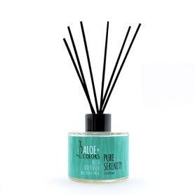 Aloe+ Colors Αρωματικό χώρου με Sticks διάχυσης Pure Serenity 125ml - Aloe + Colors