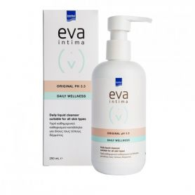 Intermed Eva Intima Original pH 3.5 Daily Wellness 250ml - Intermed