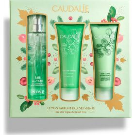 Caudalie Promo Eau des Vignes Fresh Fragrance 50ml & Shower Gel 50ml & Body Lotion 50ml-pharmacystories-pharmacy