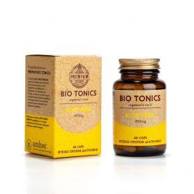 Bio Tonics Premium+ Aloe Vera 450mg 40caps