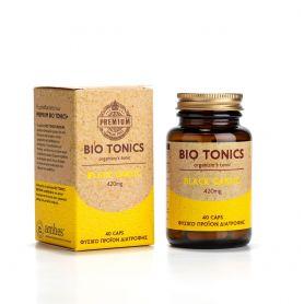 Bio Tonics Premium+ Black Garlic 420mg 40caps - Bio Tonics