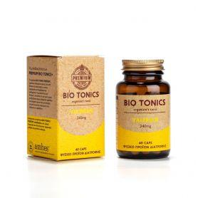 Bio Tonics Premium+ Valerian 240mg 40caps - Bio Tonics