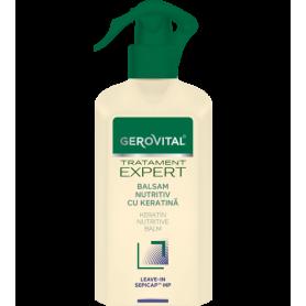 Gerovital Θρεπτικός Ορός (serum) με Κερατίνη 150ml - Gerovital
