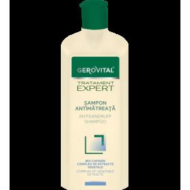 Gerovital Σαμπουάν Κατά της Πιτυρίδας / Ξηροδερμίας 400ml - Gerovital
