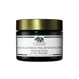 Origins Mega-Mushroom Skin Relief & Resilience Soothing Cream Κρέμα Ενυδάτωσης και Αναζωογόνησης 50ml - Origins Skin Care