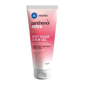 Medisei Panthenol Extra Body Sugar Scrub Gel Τζελ Απολέπισης Σώματος 200ml - Panthenol Extra