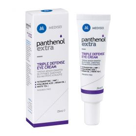 Medisei Panthenol Extra Triple Defense Eye Cream 25ml-pharmacystories-pharmacy