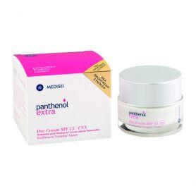 Medisei Panthenol Extra Day Cream SPF15 Ενυδατική Κρέμα Ημέρας 50ml - Panthenol Extra