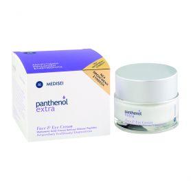 Medisei Panthenol Extra Face & Eye Cream Αντιρυτιδική Κρέμα Για Πρόσωπο & Μάτια 50ml - Panthenol Extra